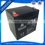 factory price 12v 4.5AH deep cycle battery for babay electrical car