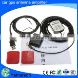 1575.42MHz Car audio amplifier high power used car amplifier antenna for GPS signal tracking