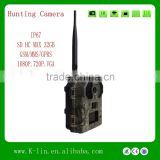 12MP Scouting Hunting Camera HD GPRS MMS Digital Infrared Trail camera GSM IR LED With Wireless Remote Control
