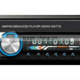 Fixed Panel 6201 MP3 MP4 FM/AM USB SD AUX CAR RADIO PLAYER
