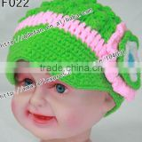 Hot sell !stylish children caps hats hand crochet baby hat knitting patterns hat cute summer hats 2012