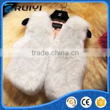 2016 Korean imitation fox fur rabbit fur vest for women