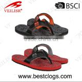 2016 Stylish Men Meshbelt Slipper Confortable EVA FlipFlop Embossed Insole Summer Beach Sandals