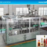 Automatic Glass Bottle Filling Machinery for Wine