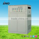 30KVA 3 phase industrial ac servo motor automatic voltage regulator for generator set with bypass function