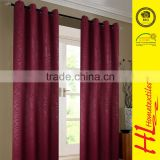 Exporting standard latest curtain designs,printing type of kitchen/hospital/office window curtain,fabric curtain wholesale