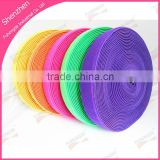 Wholesale wide colorful elastic band/decorative bra straps