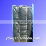 dust-proof and moisture-proof fabric bags/coated black color fabric big bags/customizable black sift-proof baffle bags