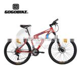 Hongjin Hot Sale 26'' Front Suspension MTB Bicycles