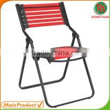 bw outdoor folding chair/portable folding chair/folding camping chair in outdoor furniture