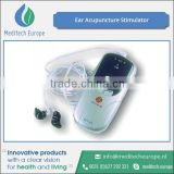 Ear Acupuncture Stimulator for Painless Treatment without Needles