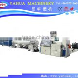 Plastic PE PP HDPE PVC PPR Pipe Making Machine Extrusion Production line/PVC plastic pipe production line