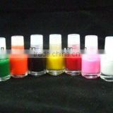 2014 new fashion design color gel nail polish Nail Painting for ladys nail kit