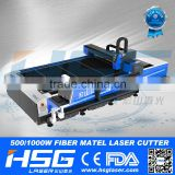 Hsg CNC hot sale metal laser cutting machine used for kitchen cabinet industry HS-M3015C