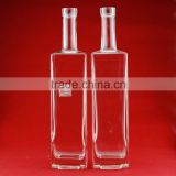 New products popular brand your own vodka bottle glass bottles for alcohol empty liquor glass bottle 750ml