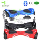 2016 best selling slim 6.5inch UL Charger free shipping 2 wheels electric hoverboard scooter
