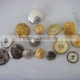 zinc alloy buttons,clothes buttons,button with holes