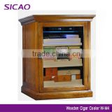 popular wood cigar cabinets electrical cooler cigar cabinet high quality cigar humidor