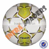 soccer ball for promotion Club soccerball designs machine stitched PU soccer ball size 5