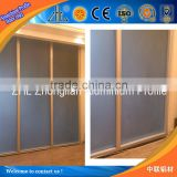 Good! current mold office partition aluminum profiles/ glass wall profile aluminum room divider/ aluminum interior wall panel