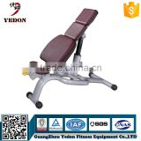Professional Heavy Italy Style Professional Multi Adjustable Exercise Bench Weight Training Equipment