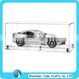 china manufacuturer acrylic box for car model collection transparent lucite car display case