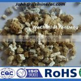 Construction grade Expanded Horticulture vermiculite/1-3mm/2-4mm/3-6mm/4-8mm