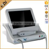 0.1-2J New Invented Anti Wrinkle Ultrasound System Hifu Machine Portable Expression Lines Removal