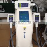 Kryolipolyse vacuum suction machine with fat freezing liposuction for fat lady sculpture