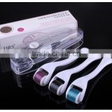 NL-DRS540 HOT microneedle dermaroller with medical stainless steel acne removal/beauty roller/cosmetic derma roller