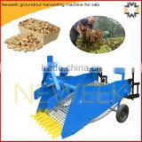 Neweek agricultural tractor mounted groundnut harvesting machine for sale