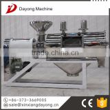 rotary sifter for starch flour powder