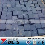 chinese low price black basalt paving stone landscaping stone
