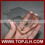 Hot selling hard plastic mobile phone case transparent phone case