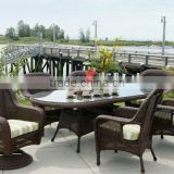 Rattan Outdoor Table and chairs