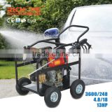 Hot sale metal cleaning machine high pressure washer with chinese best engine and good quality