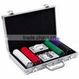 200pcs poker chip set in Aluminum Case