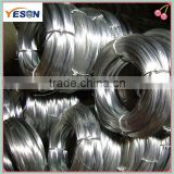 electro galvanized iron wire material for making baskets