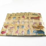 Flat paper clips Office binding supplies, Metal paper clip factory