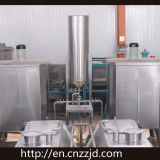 High quality stainless fresh egg noodle machine
