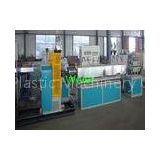 High Effeciency PVC Plastic Pipe Extrusion Line With SJ-45 / SJ-65 Extruder