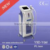 Y9D-Ydel Vertical 808nm Diode Laser Hair removal with Medical CE