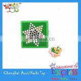 children intelligent games,funny chinese checkers for children,preschool educational toys ZH0903833