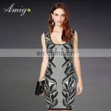 INquiry about new arrival short party strapless women dresses african bazin dresses