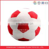 Custom all kinds of soccer ball toy plush toy for kid