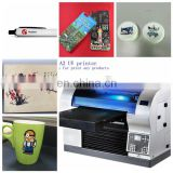 SLJET abs natural plastic for 3d flatbed inkjet uv printer printing machine