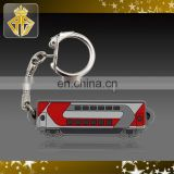 PVC Motor Vehicles Keychain