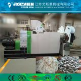 PE PP HDPE LDPE plastic extrusion machine granulate machinery plastic extrusion machine