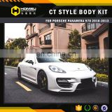 Body Kit For porsch panamera CT Style 970 BodyKits facelift