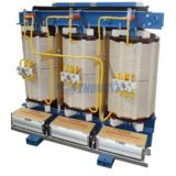 non-encapsulated H-class dry-type power transformers